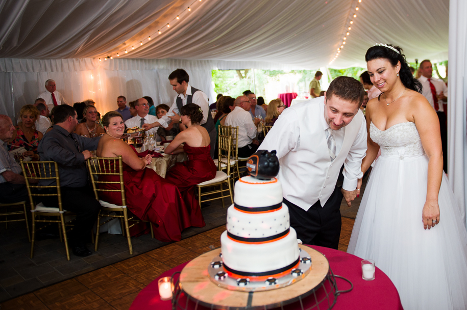 wedding photography in hope nj