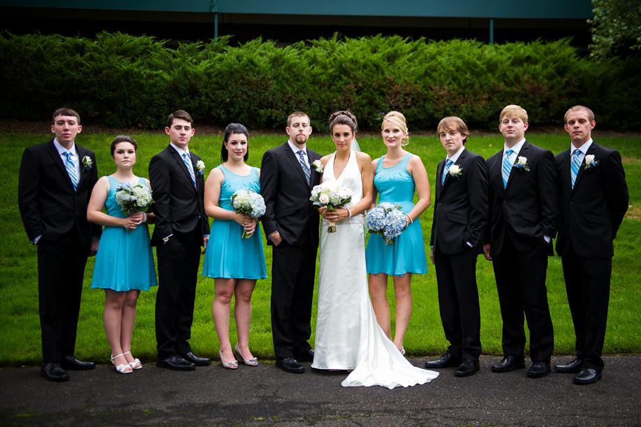Florham Park NJ Wedding