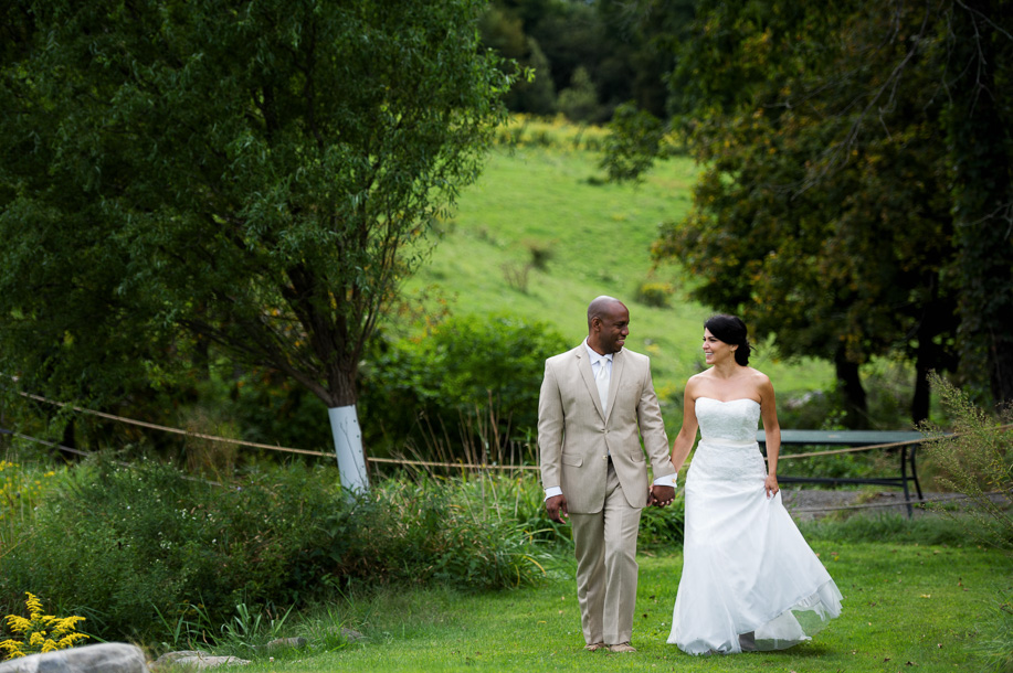 Wedding Photography on a Farm in Upstate NY