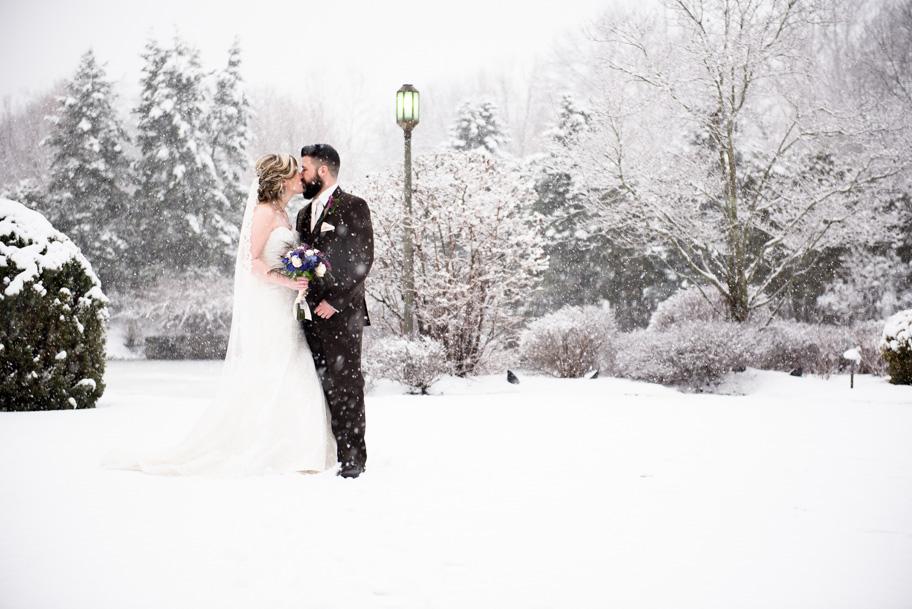 NJ Wedding Photography at the Bridgewater Manor with Jen & Steve
