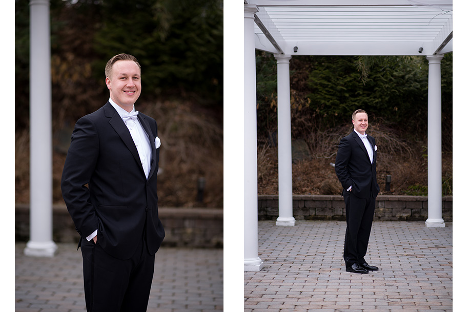 Wedding Photography in NJ at the Tides Estate