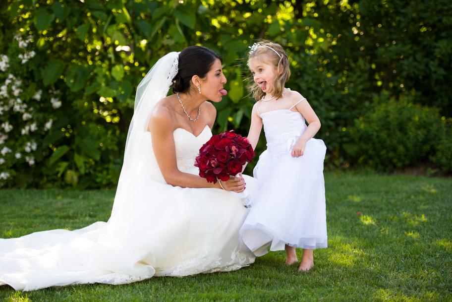 Andi & Ted's wedding
