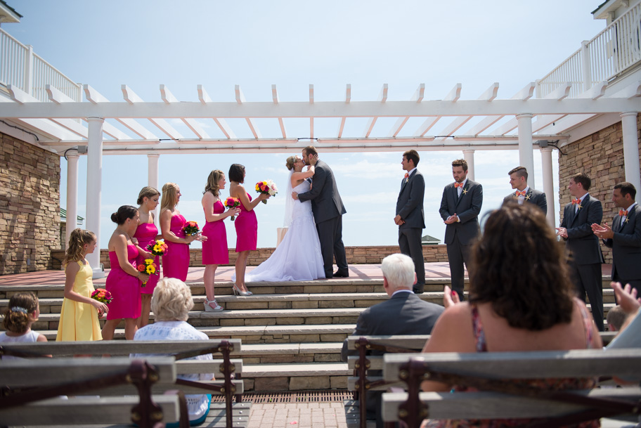 Jersey Shore Wedding Photography by NJ Wedding Photographer Sean Gallant Photograhy