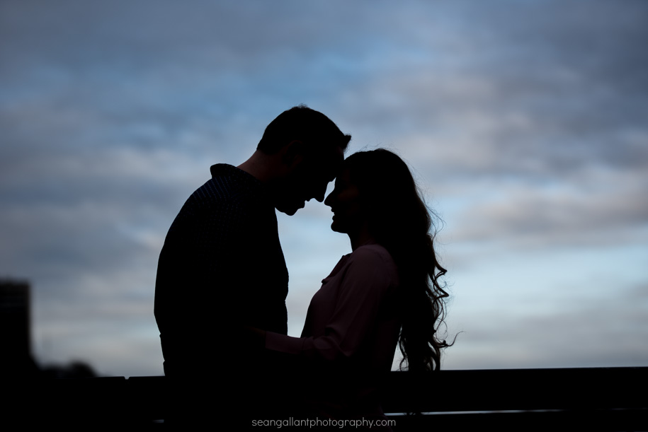 Engagement Photography by NJ Wedding Photographer Sean Gallant Photography