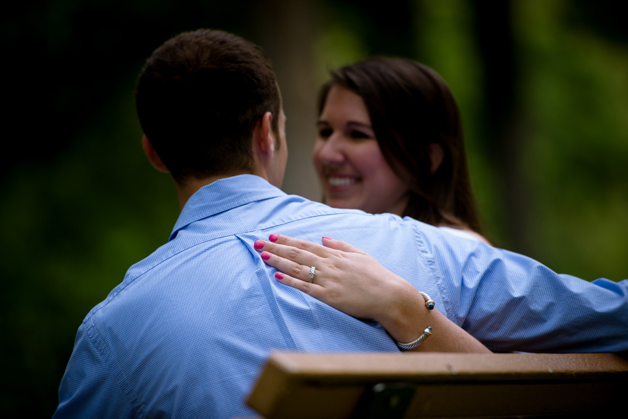 Engagement Photos at Natirar