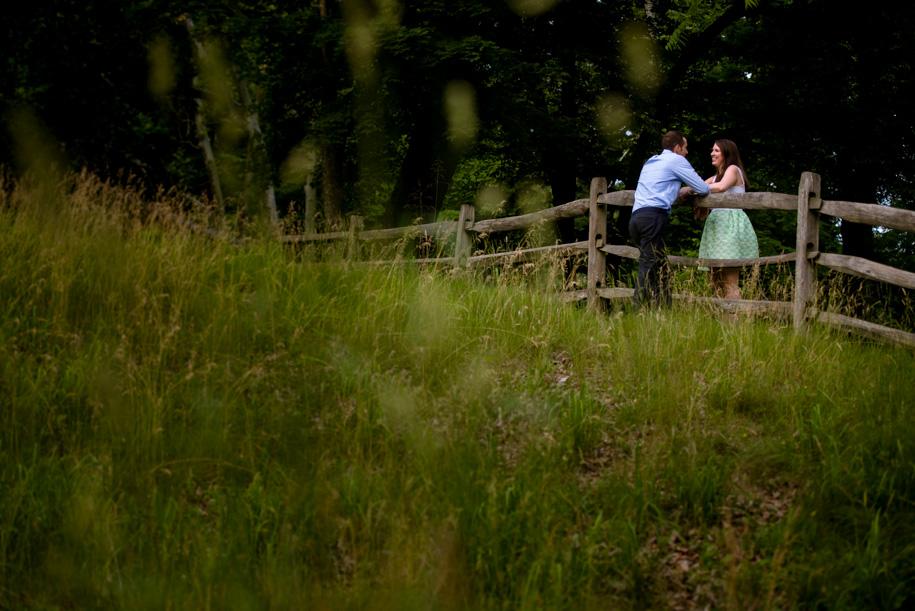 Engagement Photos at Natirar