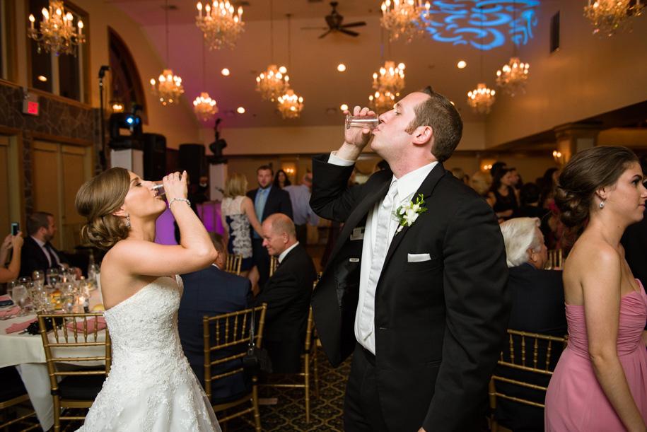 NY Country Club Wedding by Sean Gallant Photography